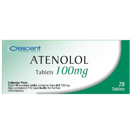 معرفی داروی قلب آتنولول یا اتنولول