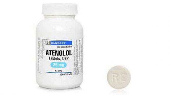 داروی آتنولول را حتما با تجویز پزشک مصرف کنید