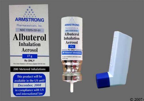 آسم و معرفی داروی آلبوترول (Albuterol) برای آن – عوارض جانبی و نکات مهم