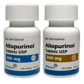 عوارض جانبی آلوپورینول