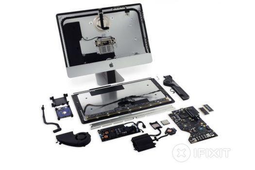 آی مک جدید اپل با قابلیت ارتقا برخی قطعه ها