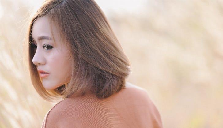 رنگ کردن موها برای تغییر مدل مو