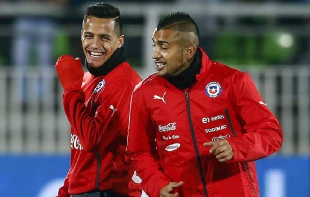 بازیکنان ملی شیلی