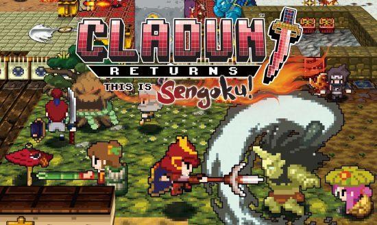 بازگشت به دوران پیکسلها: معرفی نسخهی جدید بازی Cladun Returns