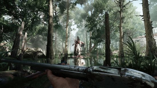 شکار در اعماق تاریکی: نخستین نگاه به بازی Hunt Showdown