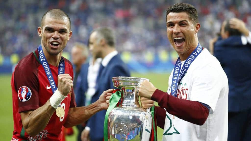 یورو تیم ملی پرتغال