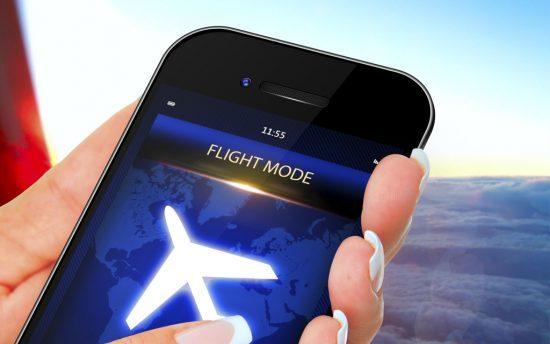 رفع نگرانی مسافران هواپیما با حالت جدید پرواز در سیستم عامل iOS 11