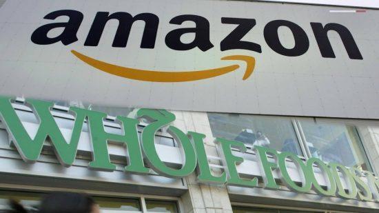 همکاری آمازون و هل فود، در راستای رشد خواربارفروشی اینترنتی