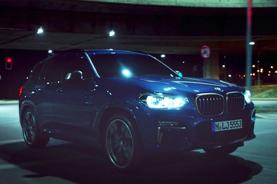 خودروی BMW X3 جدید