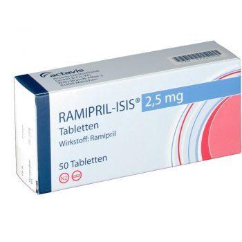 نحوه مصرف داروی رامیپریل