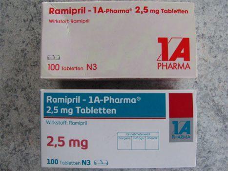 رامیپریل (Altace): نگاهی جامع به ویژگی و مکانیسم عمل این دارو