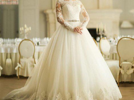 راهنمای کامل انتخاب و خرید لباس عروس سایزبزرگ برای خانمهای چاق