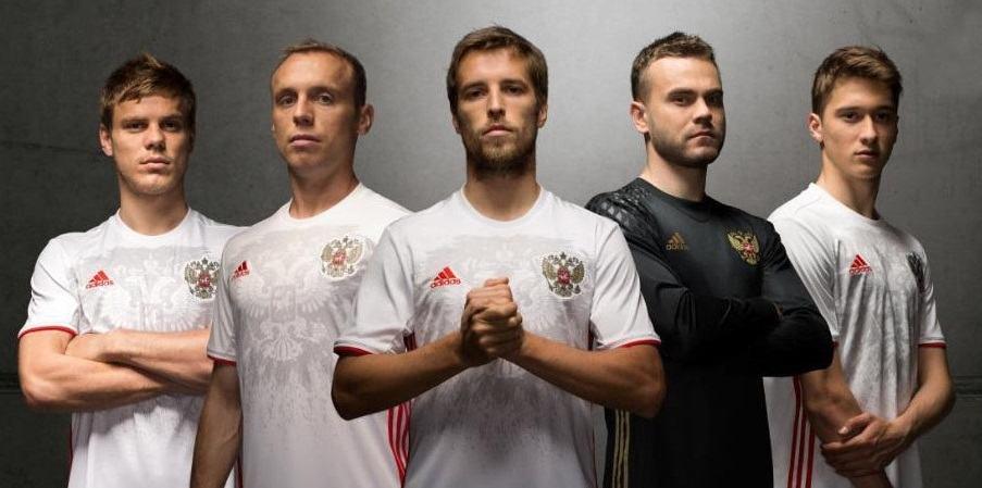 تیم روسیه جام کنفدراسیون