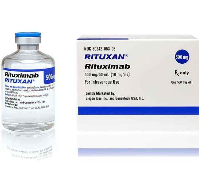 داروی ریتوکسان و درمان پمفیگوس