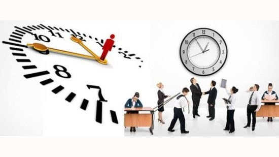 زمان و مدیریت انرژی