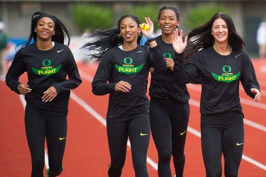 زنان جوان دونده