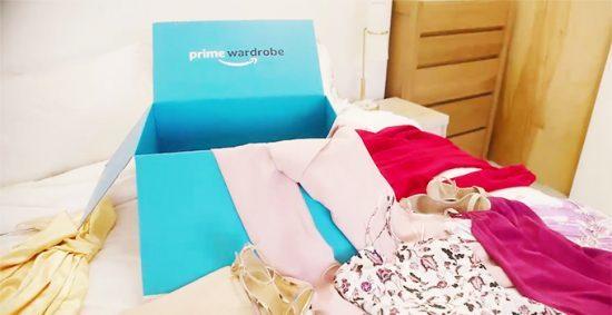 پرو کردن لباس در سفارش اینترنتی – کار جدید بهترین فروشگاه آنلاین آمریکا