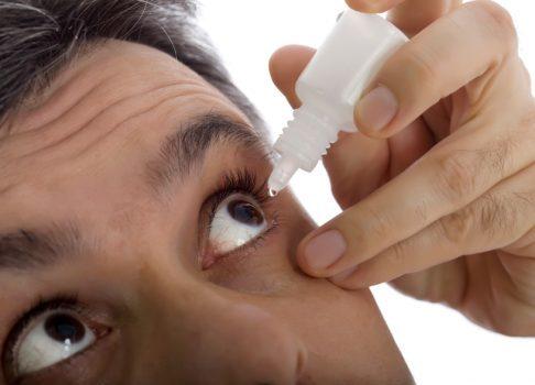 قطره های چشم