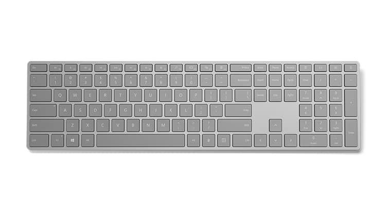 مدرن کیبورد مایکروسافت (Modern Keyboard)