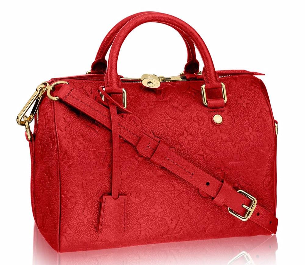مدل کیف برند لویی ویتون اسپیدی مونوگرام