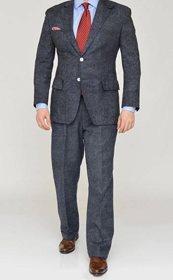 پارچه عنصر پایه لباس مردانه
