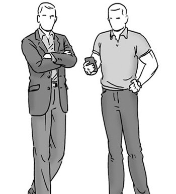 تیپ و ظاهر مردانه