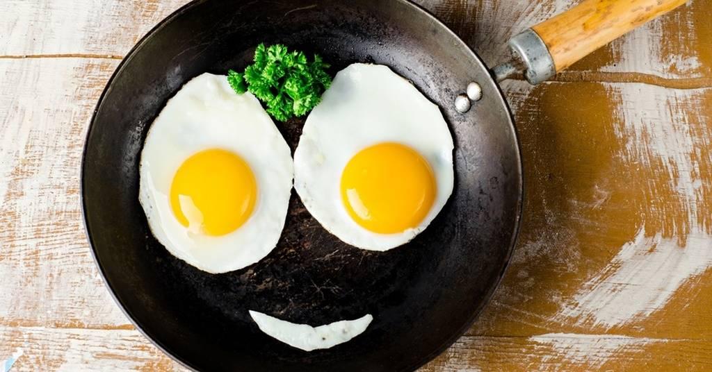 تخم مرغ غذای مقوی و سنگین