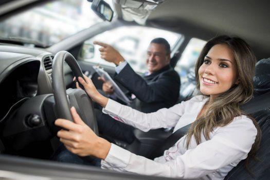 نکات مهمی که هنگام تست یک خودروی جدید باید مد نظر قرار دهیم چیست؟