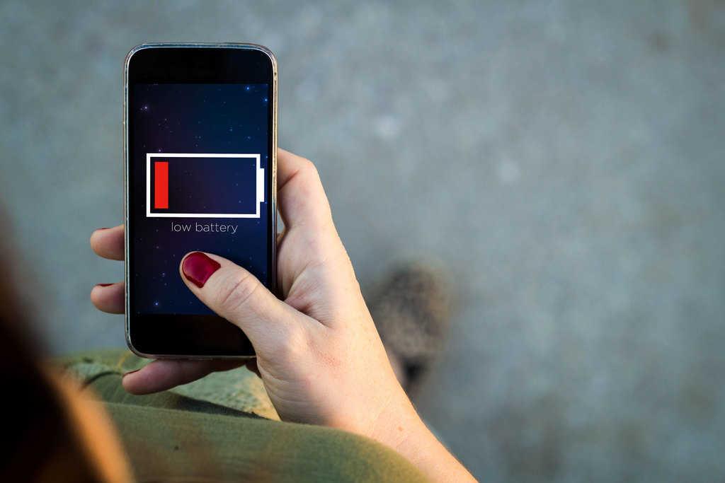 روش حفظ شارژ باتری موبایل