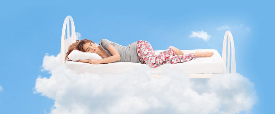 آماده کردن محیط خواب برای خواب راحت