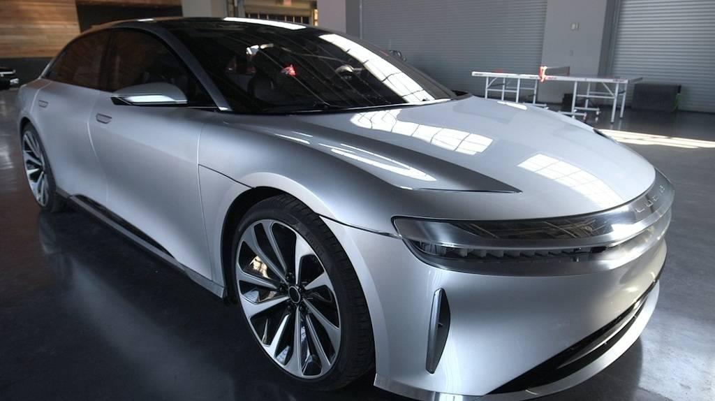 رقیب شیک و گران قیمت Model S تسلا: خودروی Lucid Air و پتانسیلهای آن