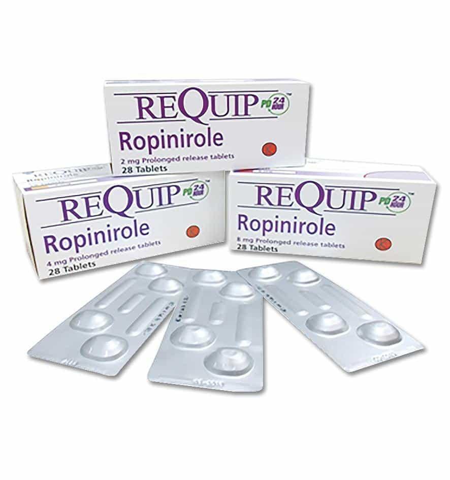 معرفی داروی روپینیرول