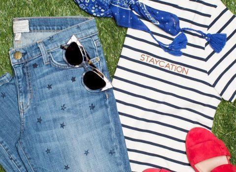 راهنمای کامل ترکیب لباس برای شلوار جین زنانه در موقعیتهای مختلف