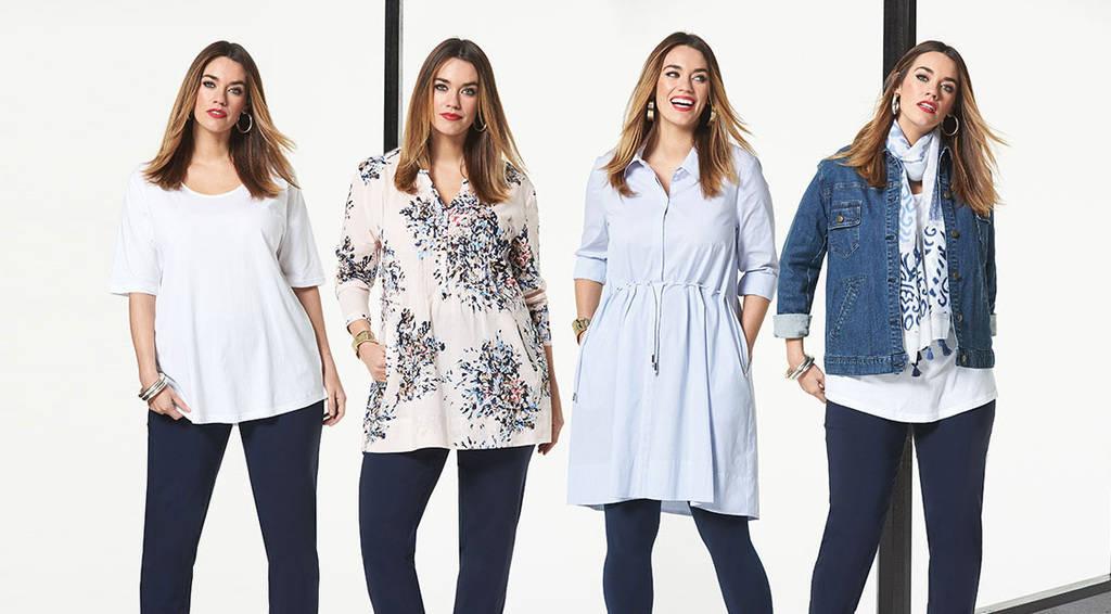 راهنمای کامل و جامع خرید لباس سایزبزرگ برای خانمها