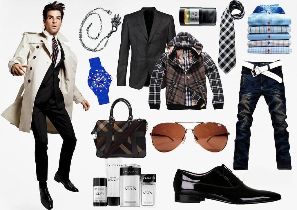 روش طراحی و ترکیب استایل مردانه حرفهای با کمترین تعداد لباس