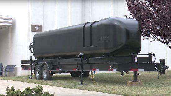 تولید یک شناور جنگی با چاپگر سه بعدی توسط نیروی دریایی امریکا