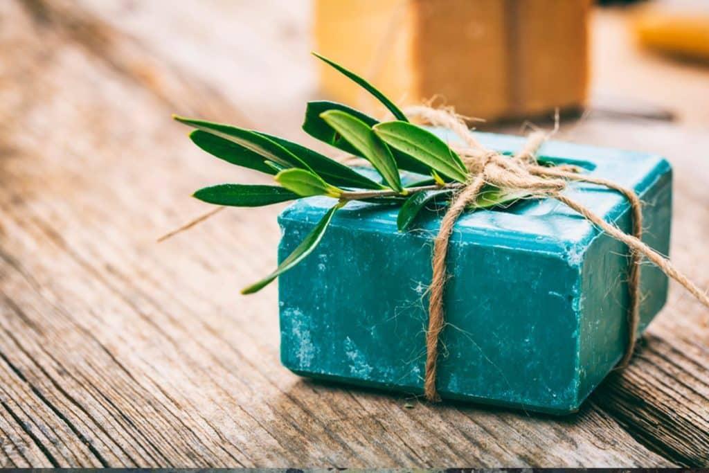 استفاده از صابون برای پوست