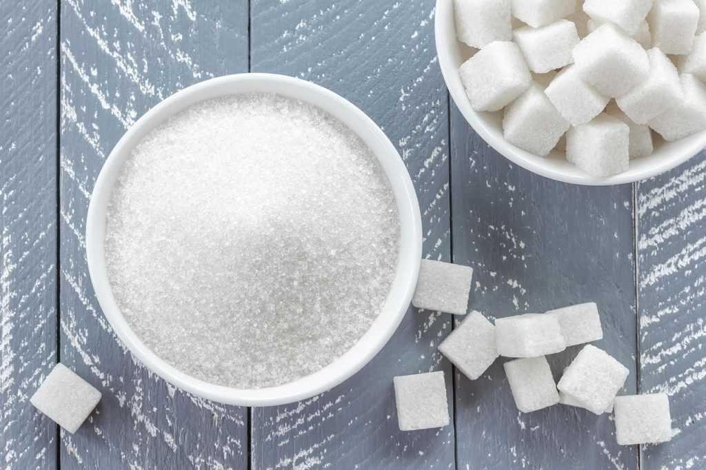 مصرف نکردن شکر