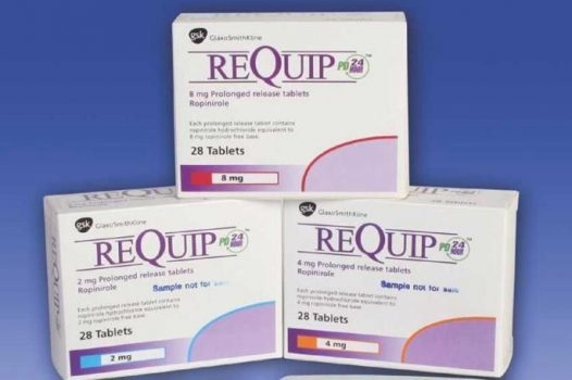 عوارض جانبی داروی روپینیرول