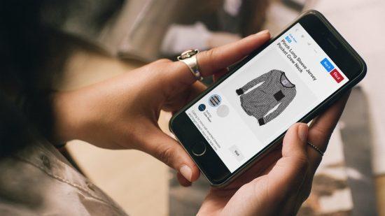 تاثیر تلفن های همراه هوشمند در رشد فروشگاه های آنلاین