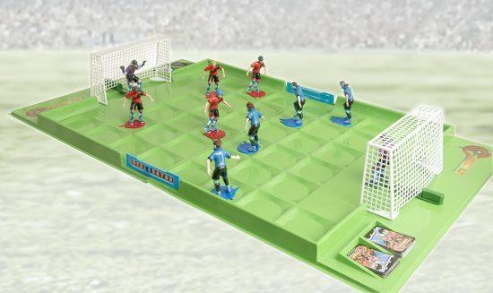 طراحی هوش مصنوعی فوتبالیست برای رقابت با بازیکنان واقعی