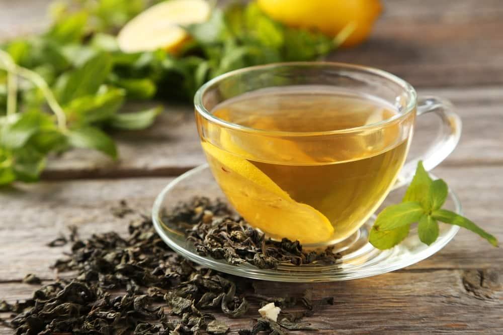 چای سبز برای هلیکوباکتر پیلوری