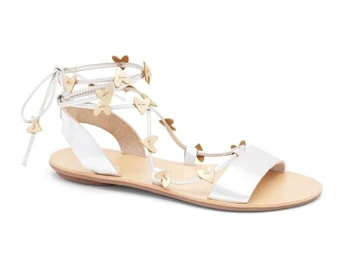 مدل کفش تخت مجلسی زنانه