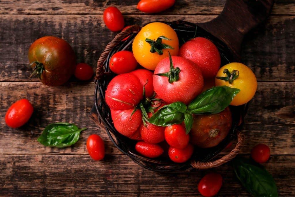 استفاده از گوجه برای مراقبت از پوست