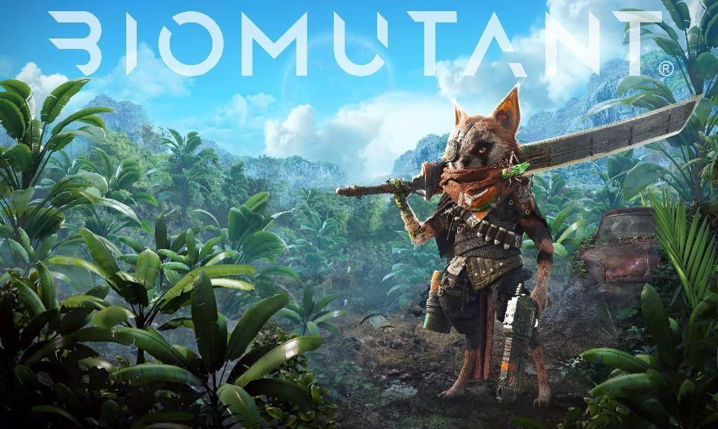 وقایع نگاری راکون کونگ فوکار: معرفی بازی Biomutant در گیمزکام ۲۰۱۷
