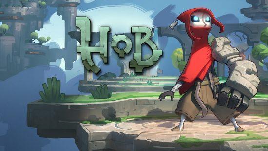 در بازی Hob به یگانه ناجی سیارهی رو به نابودی خود تبدیل شوید