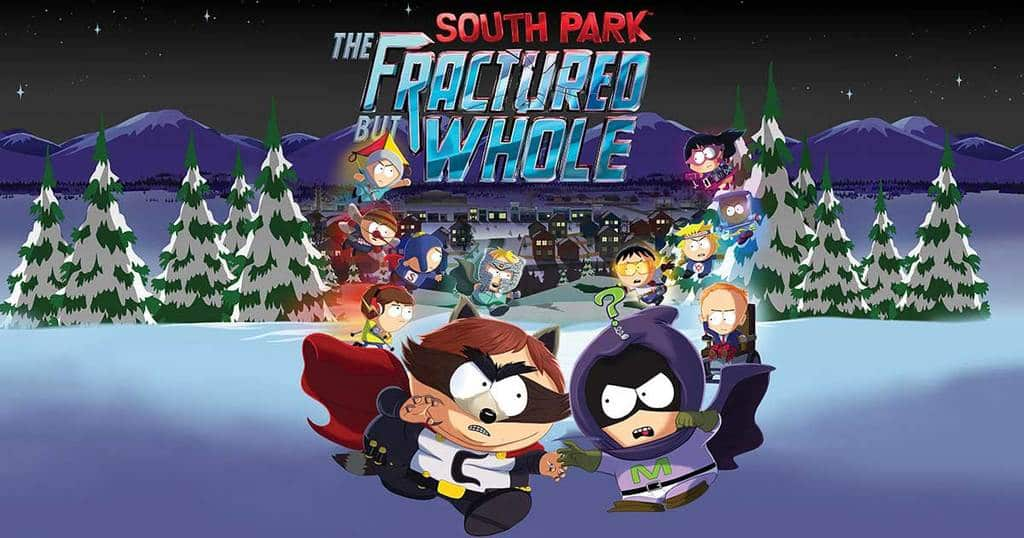 جنگ داخلی ابرقهرمانان بچه مدرسهای: پیشنمایش بازی South Park TFBW