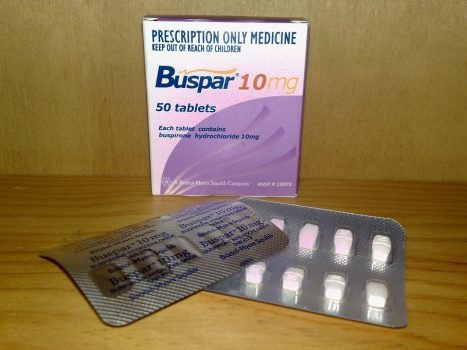 بوسپیرون را با تجویز پزشک مصرف کنید