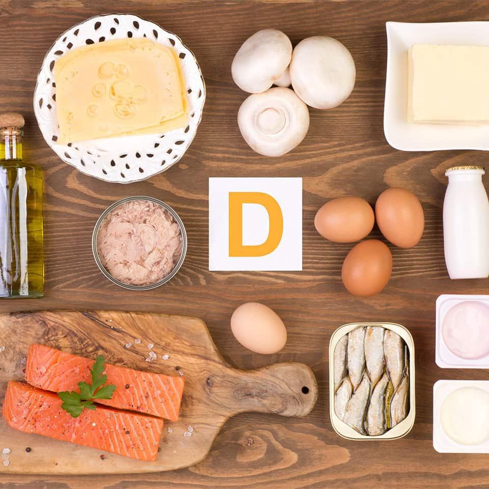 منابع تامین ویتامین D
