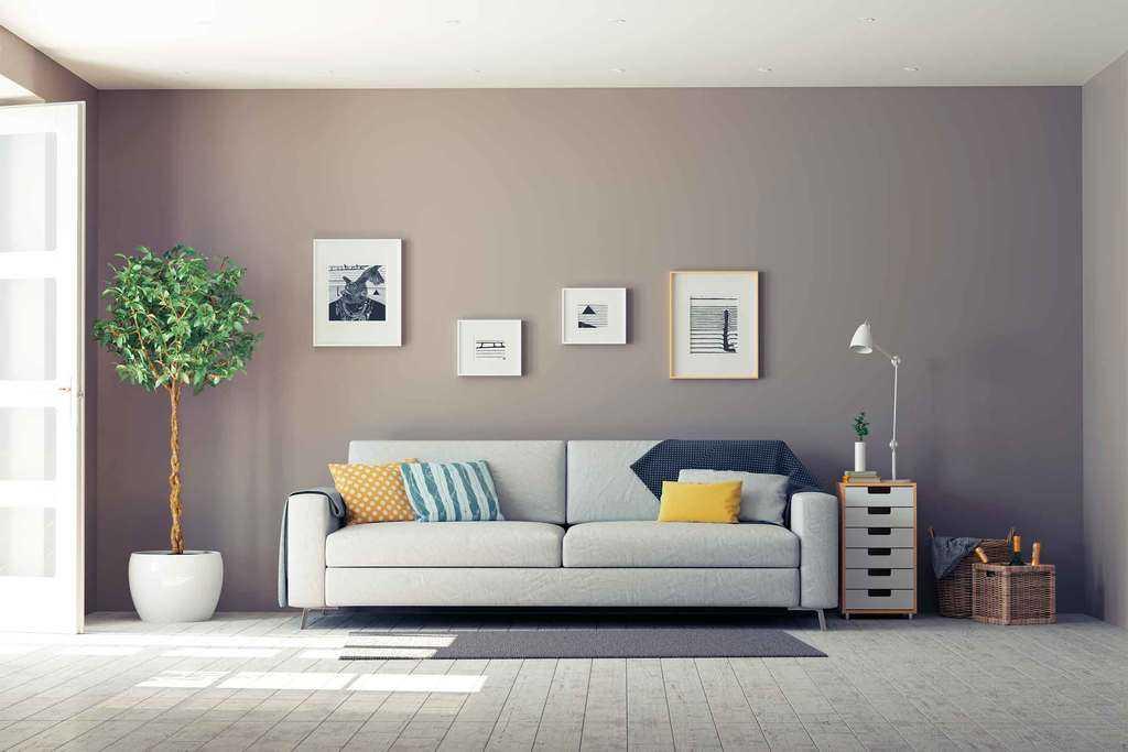 تغییر رنگ داخلی خانه